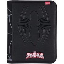 Fichário Spider Man Tilibra Universitário Top