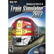 Rail Works 3 Simulator Simulador D Trem Fácil Instalação Pc