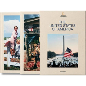 National Geographic: The United States Of America, 2 Volumes