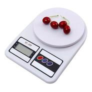 Balanza Digital Cocina 1g A 10kg Electronica Precision