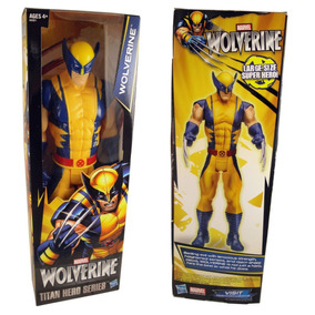 Boneco Do Wolverine Novo X-men Wolverine Marvel Frete Grátis