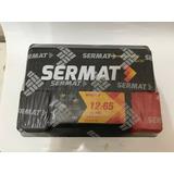 Bateria Sermat 12x65 Amp