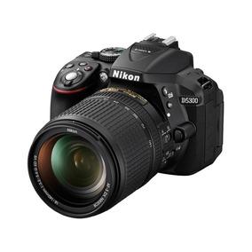 Camera Nikon D5200/d5300 Lente 18-55mm+64gbclasse 10