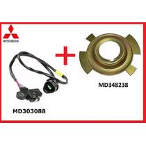 Sensor Rotação Motor + Arruela Angulo L200 Pajero Sport Hpe