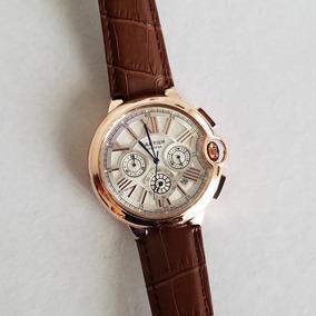 Reloj Chronograph Ballon Oro Envio Gratis