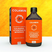 Original Colamin Colageno Vitaminas 500ml  Fisioquantic