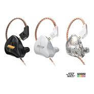 Auriculares In Ear Kz Edx - Hifi 1dd Monitoreo 112db