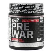 Pre War 400grs Energizante Pre Entrenamiento Con Cafeína Ena