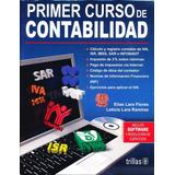 Libro Primer Curso De Contabilidad / Lara / Nueva Edición