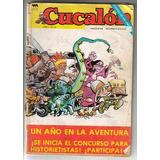 Revista Cucalon --- Año 1 N°12 --- Edicion Aniversario 997929cb70c