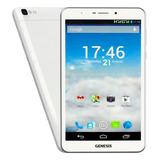 Tablet Genesis Gt-8410 Celular /quadcore /tv + Capa+pelicula