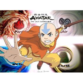 Dvd - Coleção - Avatar - A Lenda De Aang - 13 Discos
