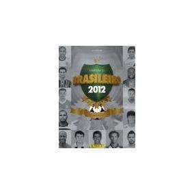Camp. Brasileiro/2012, Album Completo C/ Figurinhas P/colar.
