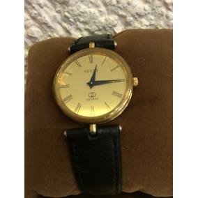 Elegante Y Moderno Reloj Original Gucci Caballero