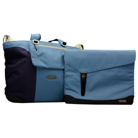 Bolso De Viaje Keen 3 Bolsos En 1, Laptop, Maleta De Mano