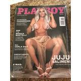 Juju Salimeni Revista Playboy Ed. 496 Envio Discreto