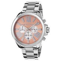 Relógio Michael Kors Mk5837 Wren Prata Rose Promocional12xsj