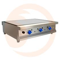 Plancha Industrial Cocina 90 Cms 3 Quemadores Pf 36 San-son