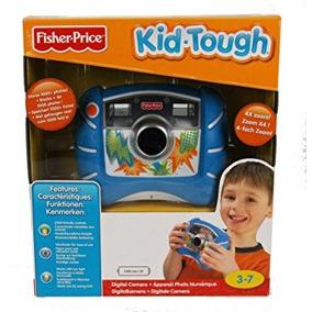 Juguete Fisher-price Kid-tough Cámara Digital (azul)