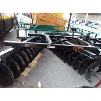 Rastra De Levante Marca Bison Rib 2224 Para Tractor Nueva