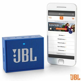 Jbl Go Original Caixa Som Bluetooth