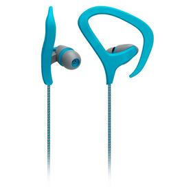 Fone De Ouvido Auricular Fitness Azul Multilaser