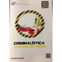 Libro Crimibalistica Español