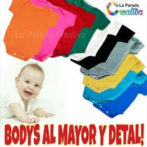 Bodys Para Bebes Al Mayor Y Detal Somos Fabricantes