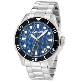 7a180ef2f83 Relógio Masculino Analógico Champion Ma34727f Prata - Loja por Cheiro de  Música