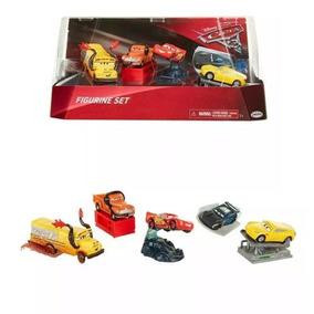 Cars Set Figuras Juegos Y Juguetes 1577 Jyj