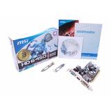 Tarjeta De Video Mini Radeon 6450 1gb Pcie Hdmi Low Profile