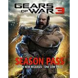 Season Pass Gears Of War 3, Skins,mapas,personajes.