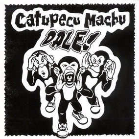 Catupecu Machu Dale Cd Nuevo Original En Stock