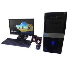 Computadora Aiteg Azulejo Intel G2030 Monitor Teclado Mouse