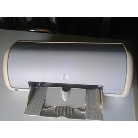 Impresora Hp Deskjet 3535 Con Cartucho
