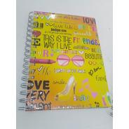 Funny Words Cuaderno Personalizado. (anillo Metalico)