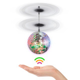 Esfera Voladora Mini Flyer Dron Recargable Multicolor