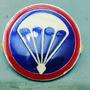 Badge Pqd Paraquedista Exército Brasileiro Original Antigo