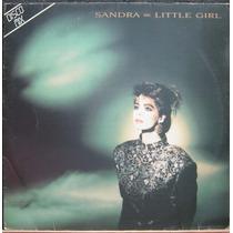 Sandra Lp Disco Vinil Mix Single Little Girl Extended 5:09