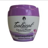 Crema Facial Teatrical Desmaquillante X 200gr