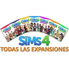 Los Sims 4 2018 + Todas Expansiones Juego Windows