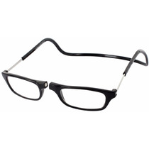 Óculos De Leitura Grau +2.00 Ímã Magnético Suporte Ajustável