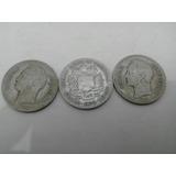 Moneda De Plata 2 Bolívares. (ojo Precio Es Por Una Sola)