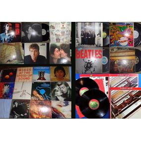 Lps E Cds Beatles, Diversos - Preços No Anúncio