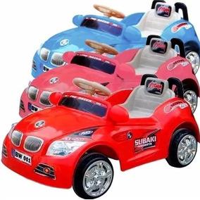 Mini Carro Eletrico Infantil Buzina Musica Criança Frente Re
