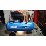 Compresor De Aire Marca Abac De 2hp Y 50 Litros Negociable