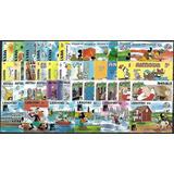 Estampillas Set Disney - Cartoon Mint (100 Sellos) Lot1- Vp