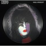 Kiss Paul Stanley Vinilo Lp Picture Disco Nuevo Stock Imp