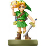 Amiibo Link Majoras Mask The Legend Of Zelda Para Nintendo