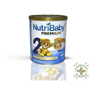 Nutribaby 2 X 900 Gr.- Leche Maternizada En Polvo 6 A 12 Mes